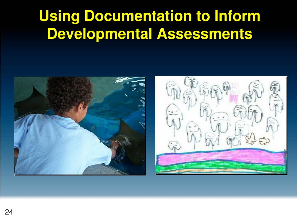 Using Documentation to Inform Developmental Assessments