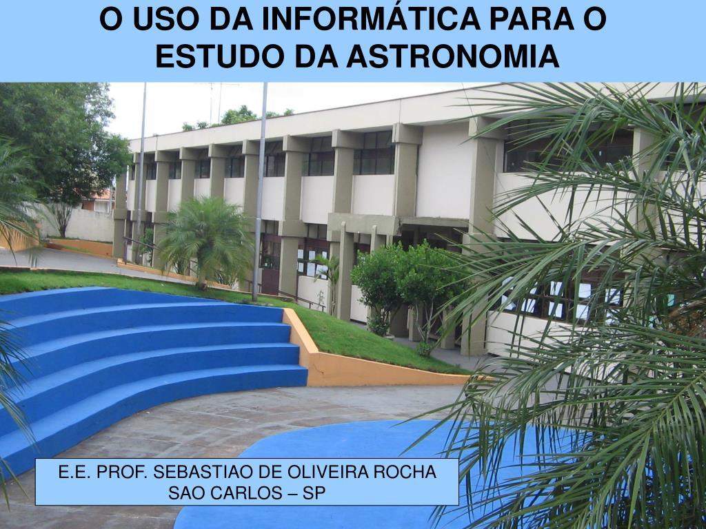 XVII SIMPOSIO NACIONAL DE ENSINO DE FISICA, SAO LUIZ, MA, 2007