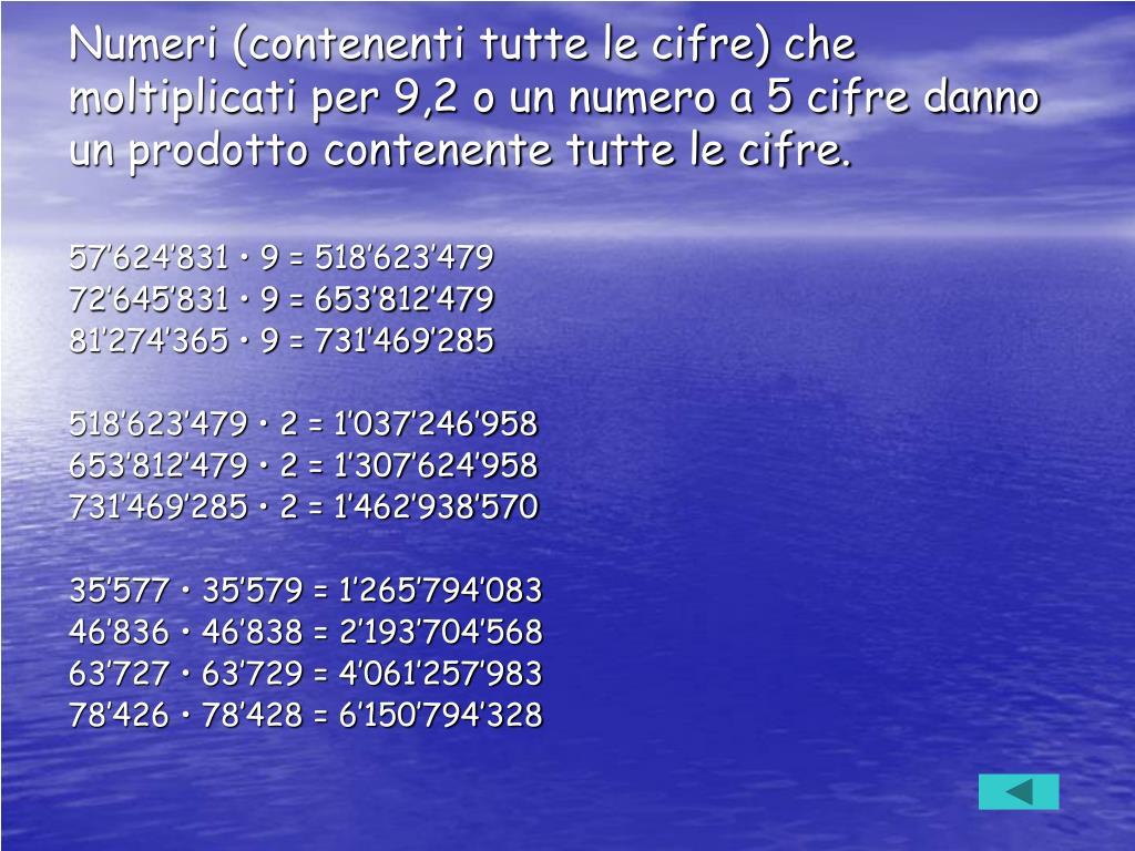 Numeri (contenenti tutte le cifre) che moltiplicati per 9,2 o un numero a 5 cifre danno un prodotto contenente tutte le cifre.