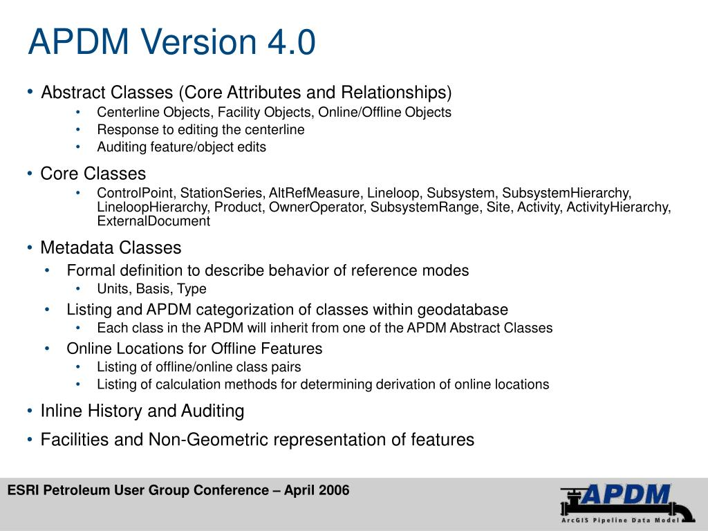 APDM Version 4.0