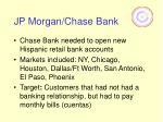 jp morgan chase bank14