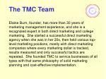 the tmc team