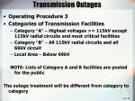 transmission outages26