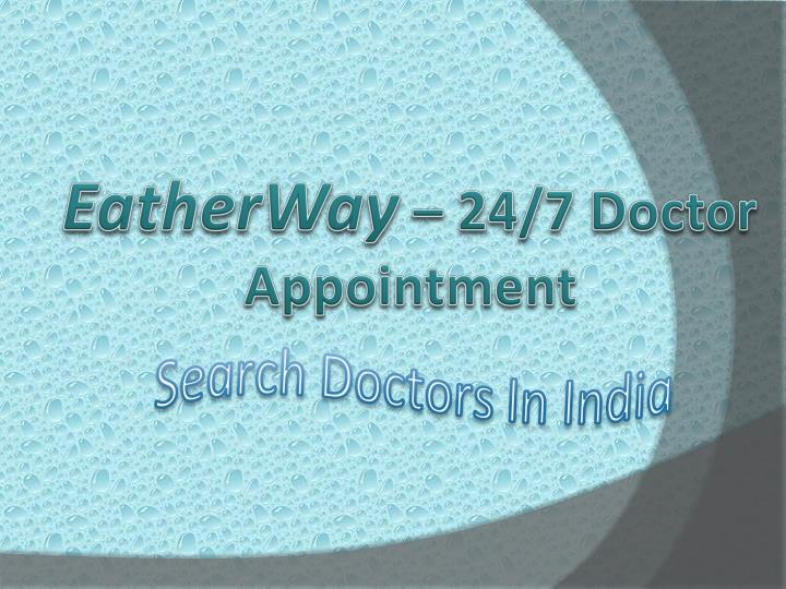 Search doctors in india