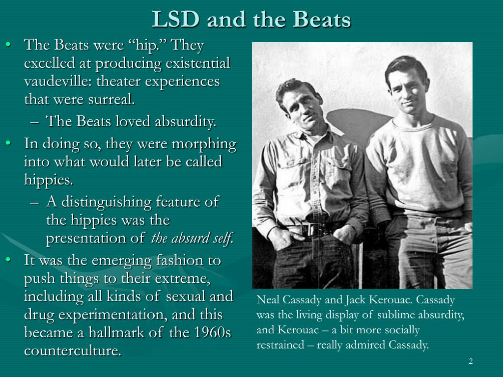LSD and the Beats