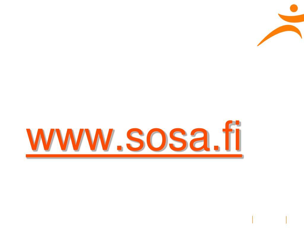 www.sosa.fi