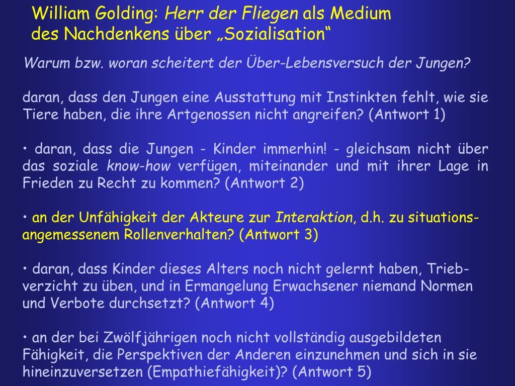 William Golding: