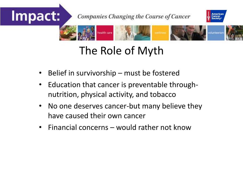 The Role of Myth