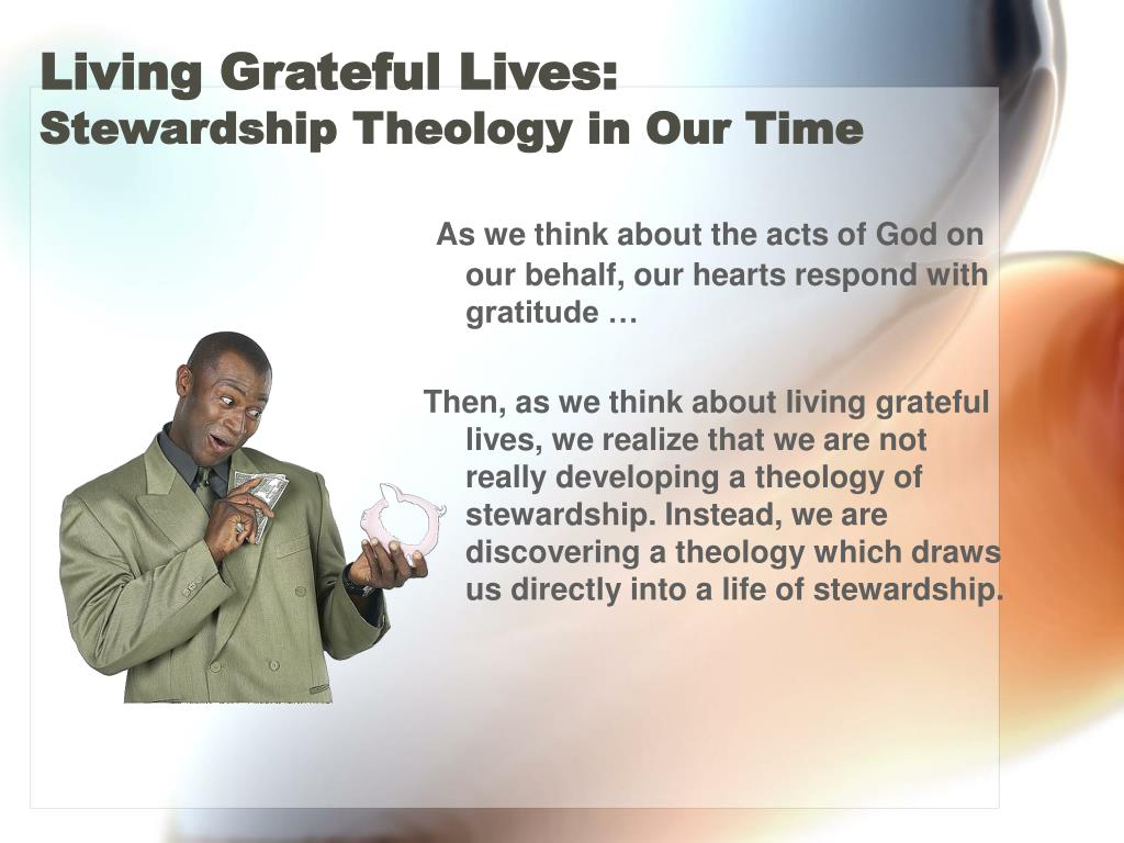 Living Grateful Lives:
