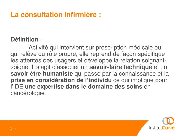 La consultation infirmi re3