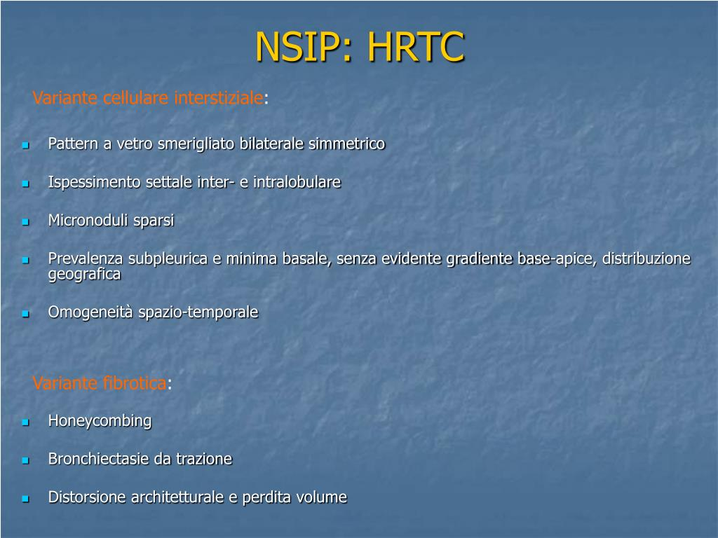 NSIP: HRTC