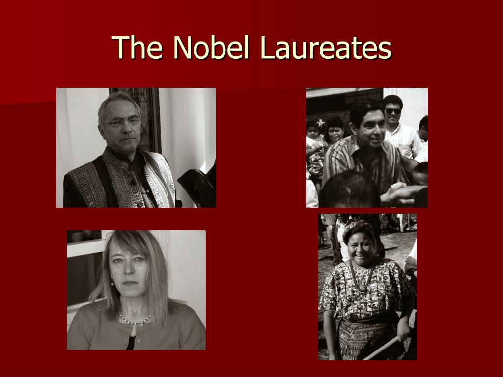The Nobel Laureates