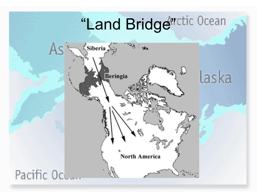 """Land Bridge"""