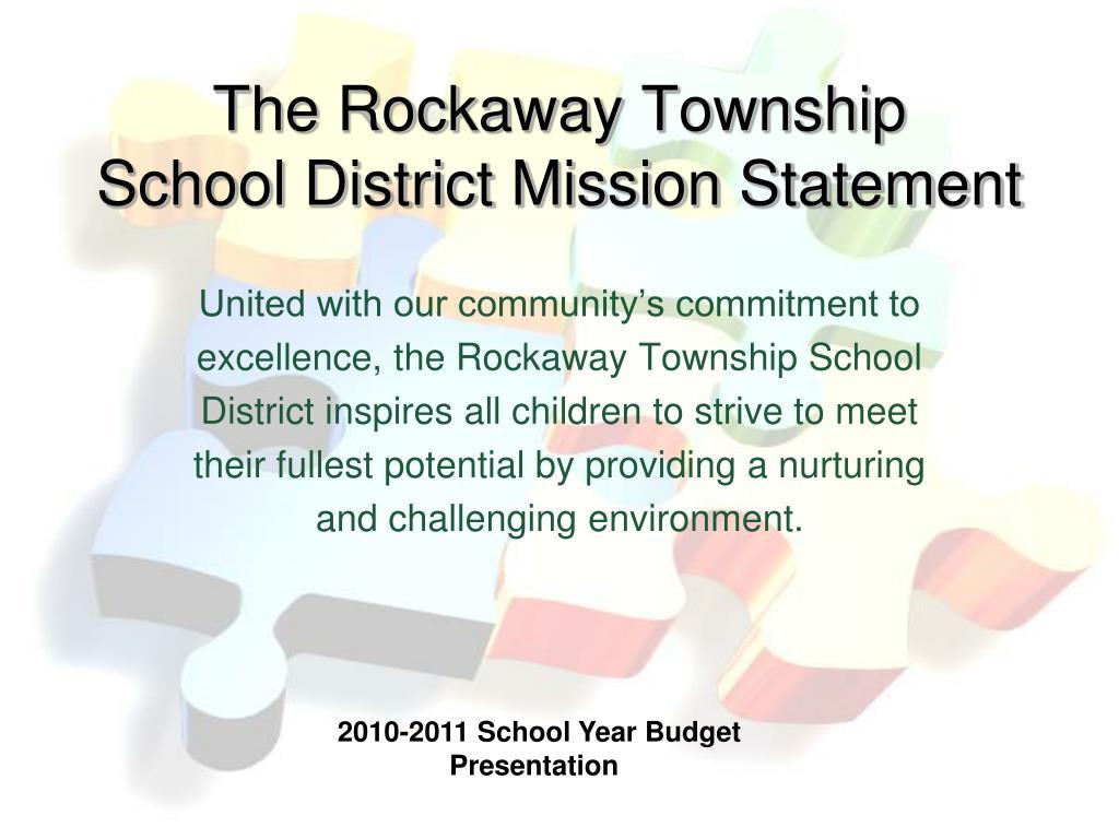 The Rockaway Township