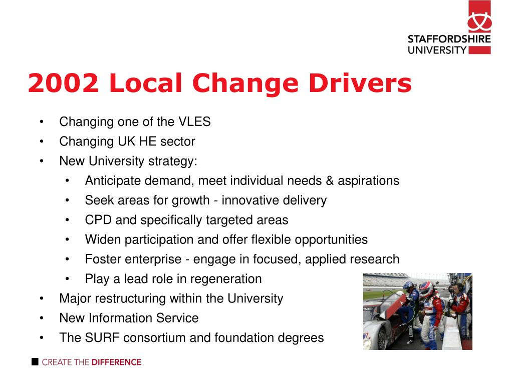 2002 Local Change Drivers