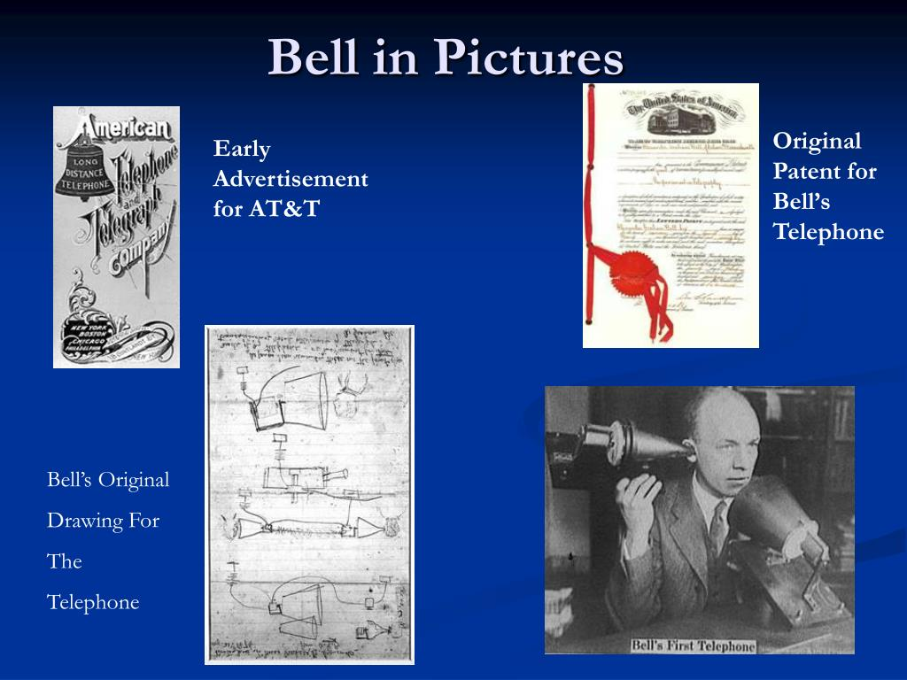 Bell in Pictures