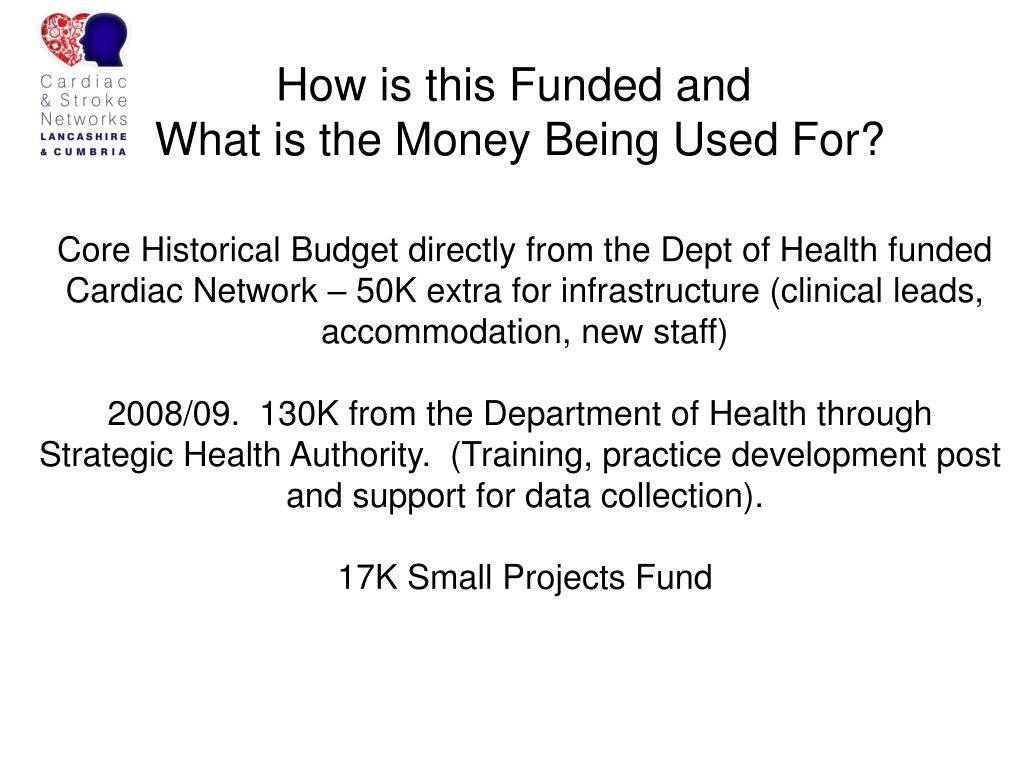 How is this Funded and