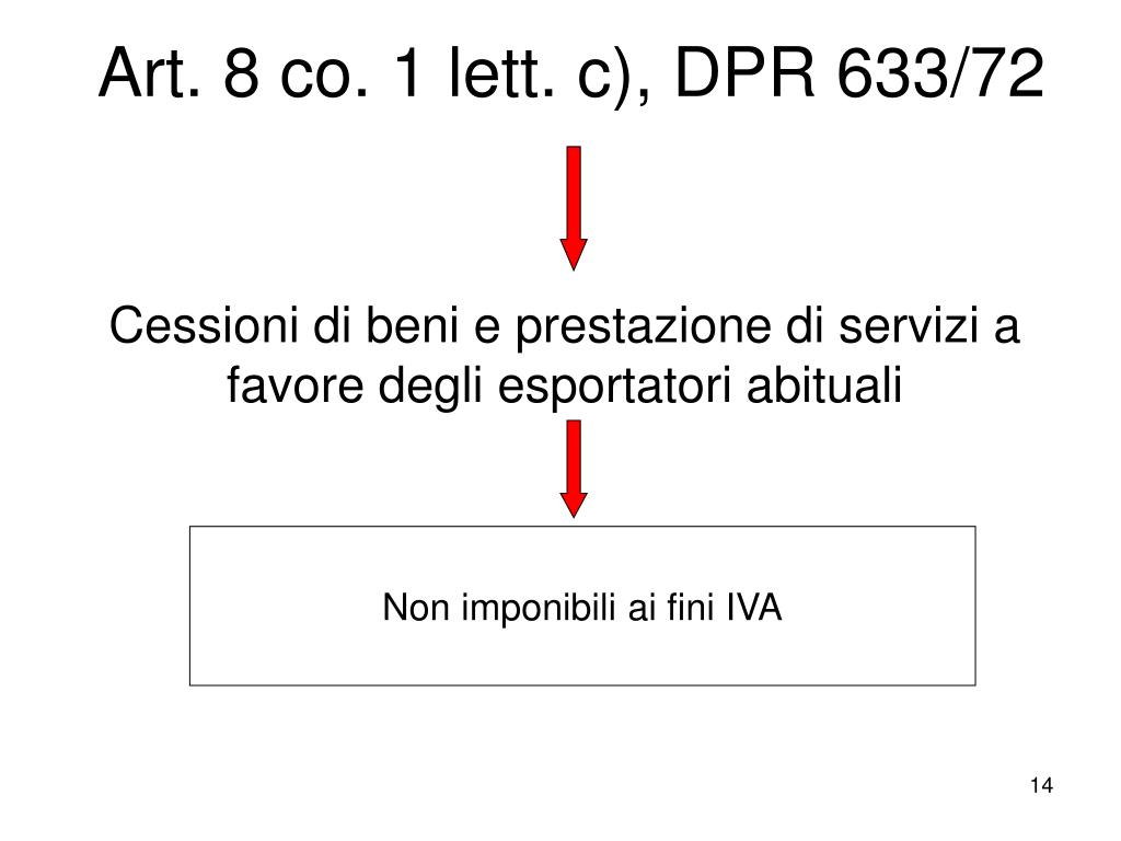 Ppt esportazioni powerpoint presentation id 540236 for Prestazione di servizi extra ue