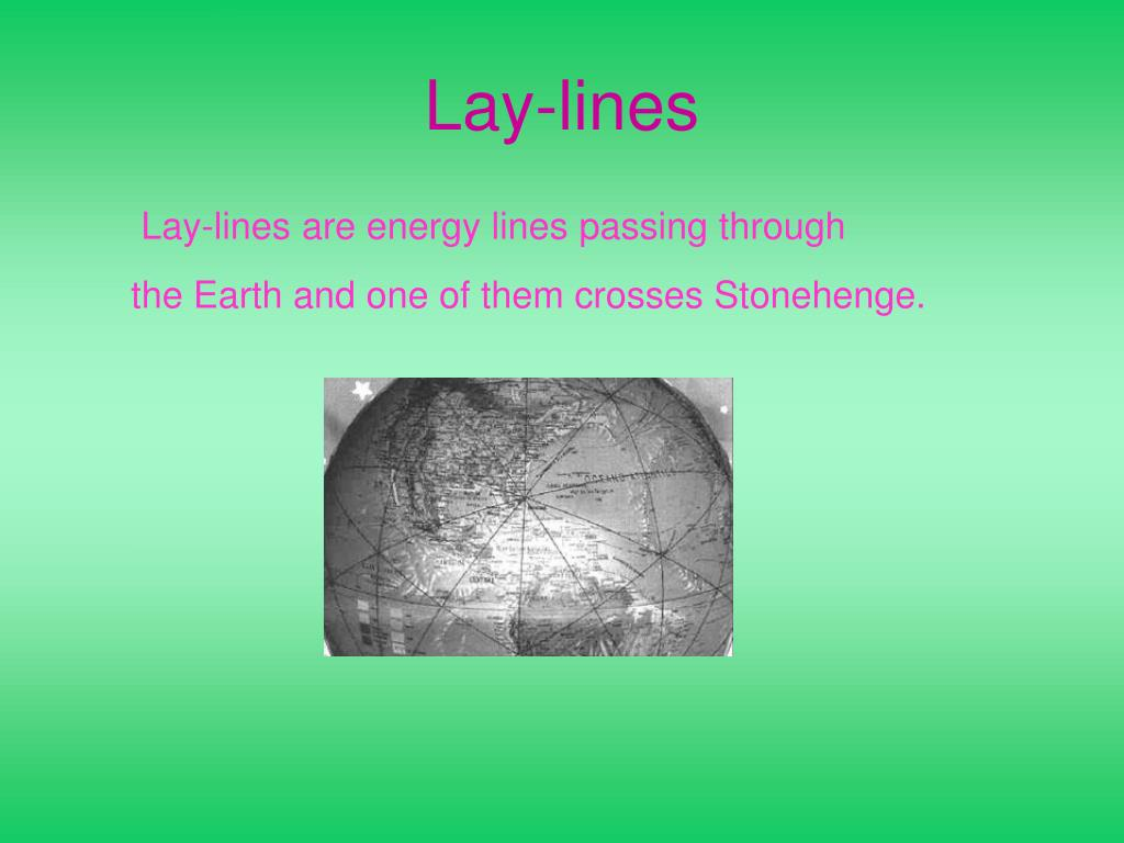 Lay-lines