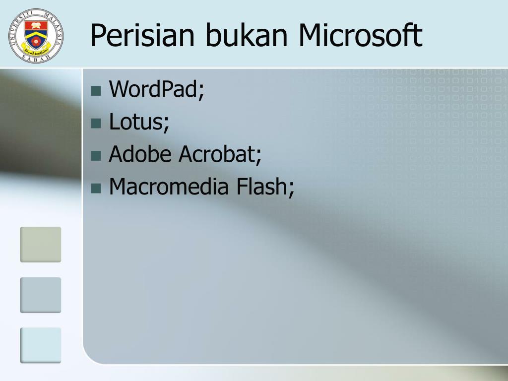 Perisian bukan Microsoft