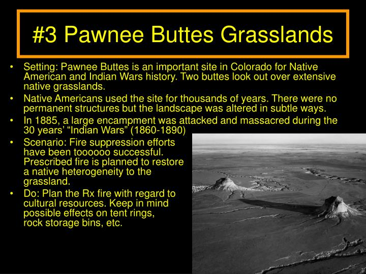 #3 Pawnee Buttes Grasslands