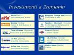 investimenti a zrenjanin16