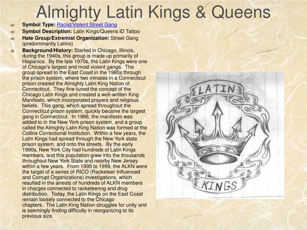 Almighty Latin Kings & Queens