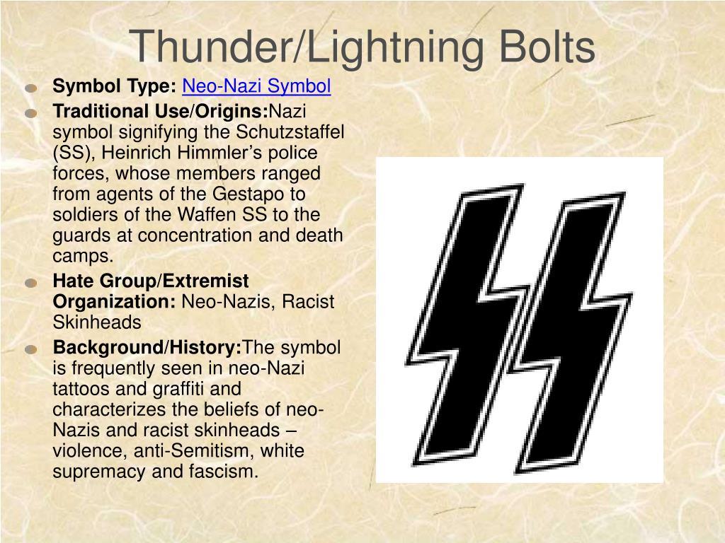 Thunder/Lightning Bolts
