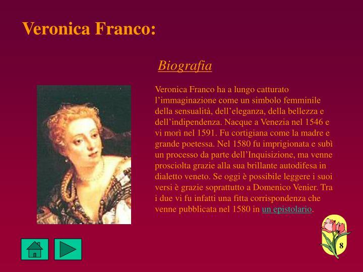 Veronica Franco: