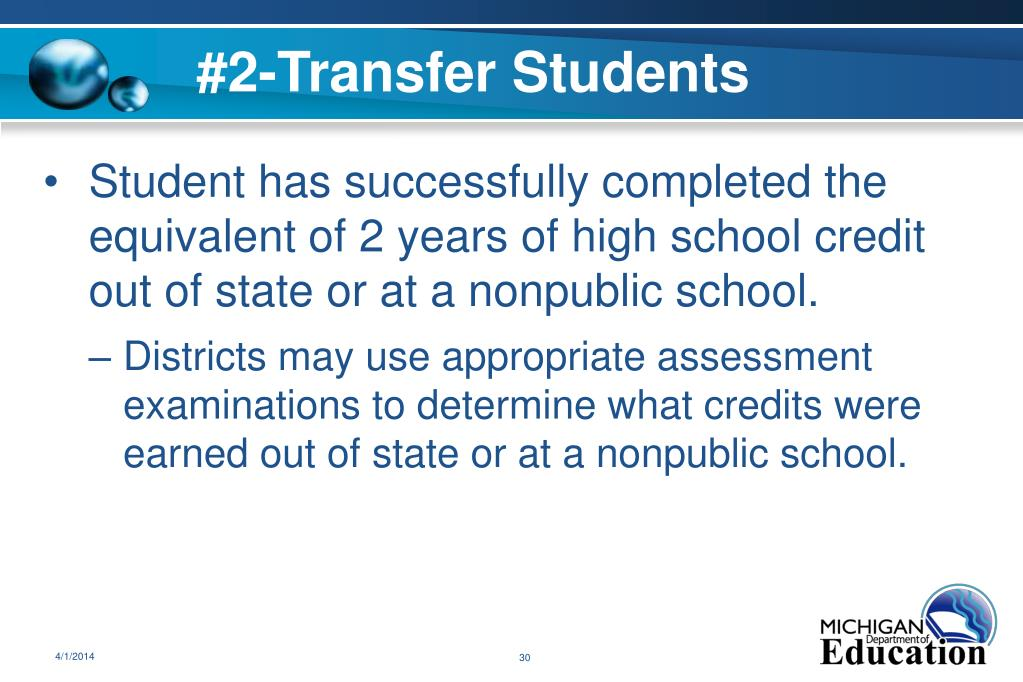 #2-Transfer Students