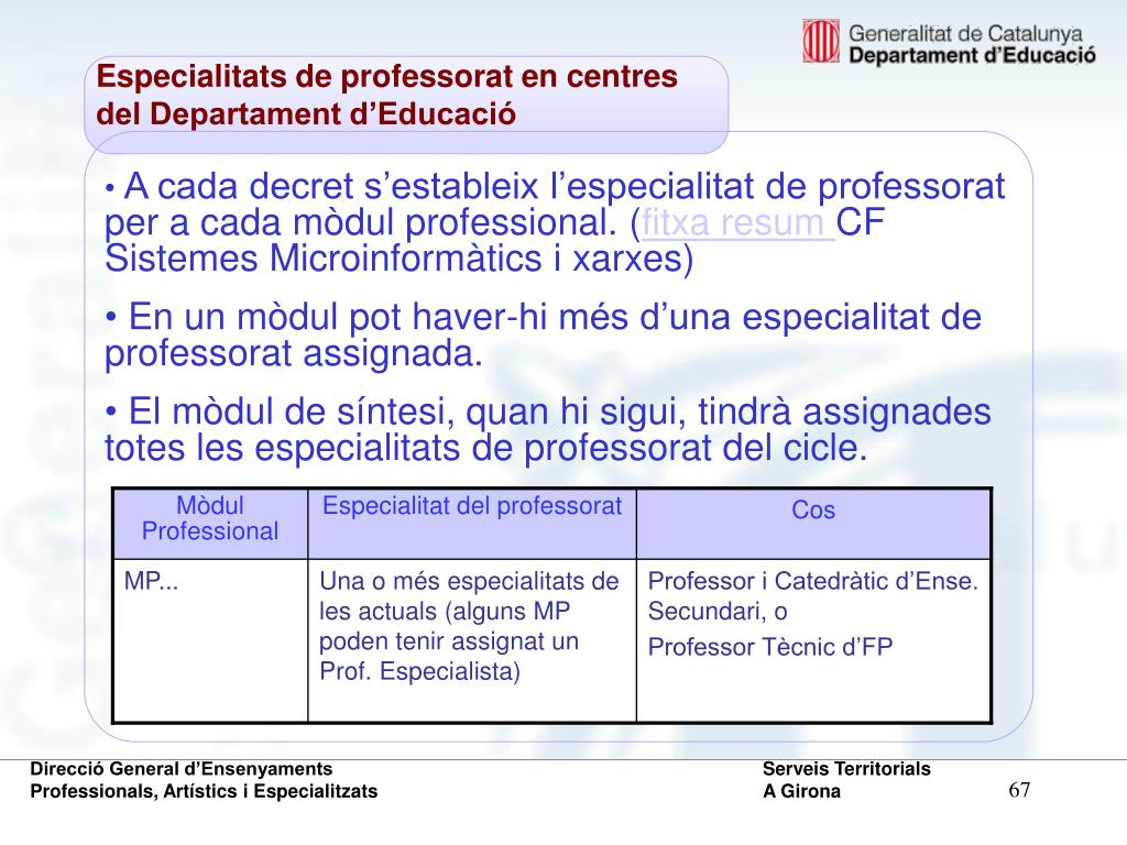 Mòdul Professional