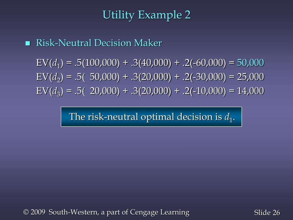 Utility Example 2