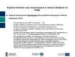 kryteria formalne oraz merytoryczne w ramach dzia ania 4 2 poig66