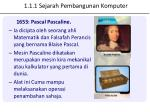 1 1 1 sejarah pembangunan komputer11