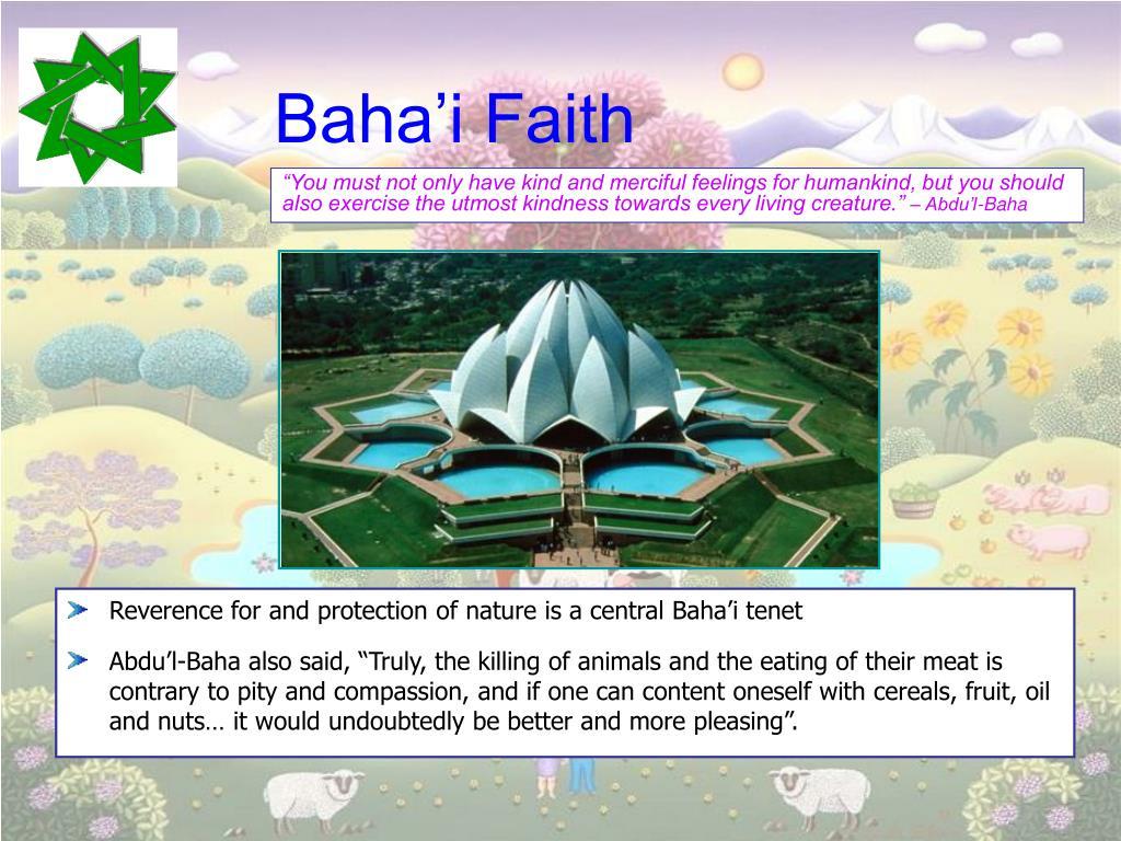 Baha'i Faith