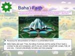baha i faith