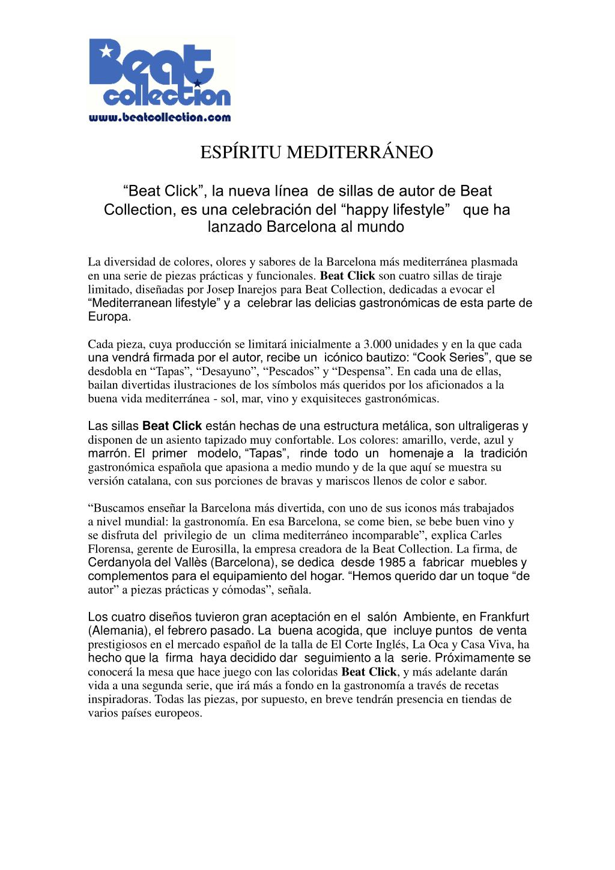 ESPÍRITU MEDITERRÁNEO