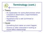 terminology cont6