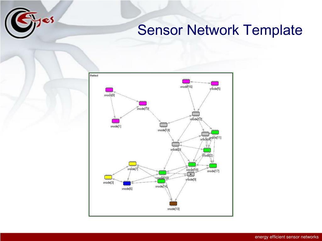 Sensor Network Template