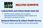 related surveys