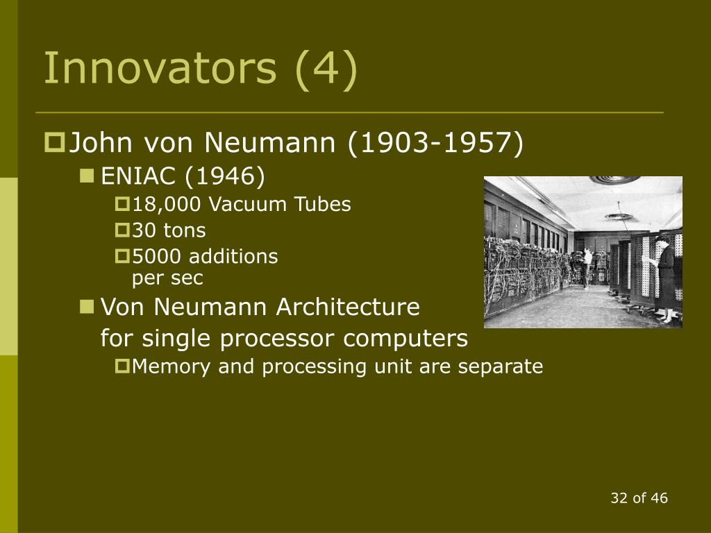 Innovators (4)