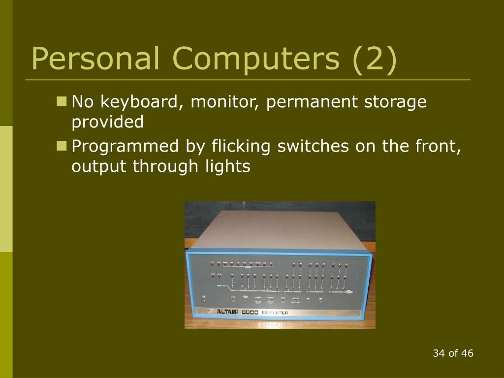 Personal Computers (2)