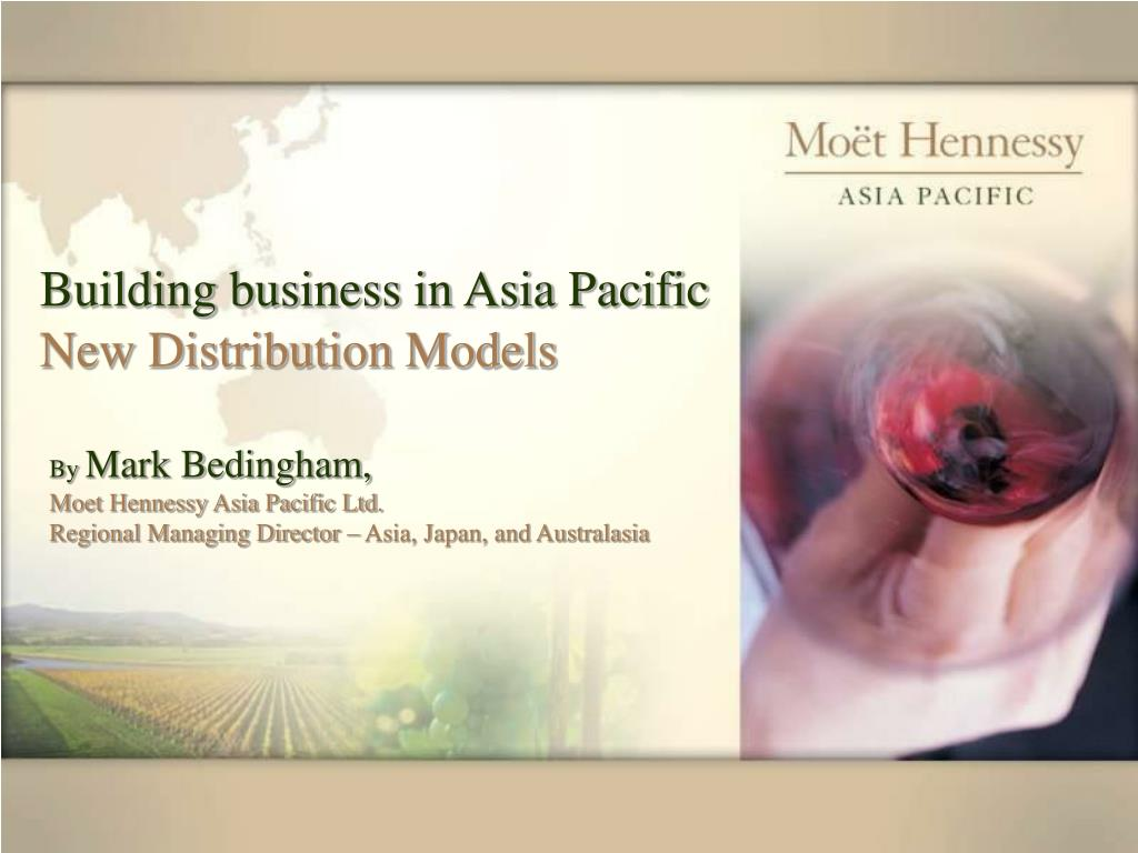 building business in asia pacific new distribution models