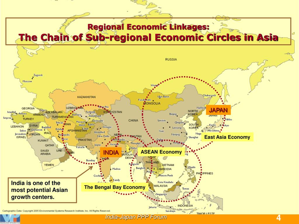 India is one of the most potential Asian growth centers.