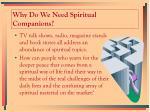 why do we need spiritual companions4