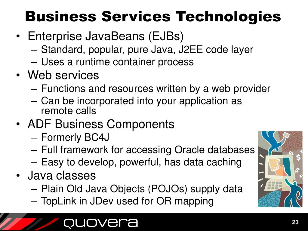Business Services Technologies