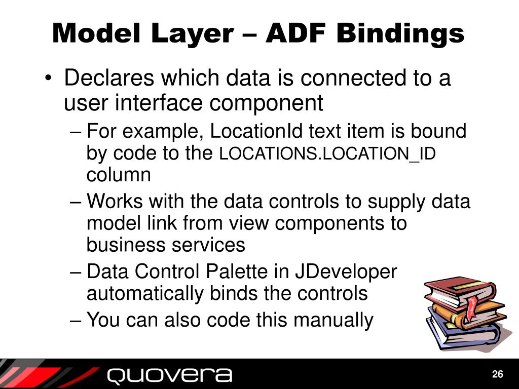 Model Layer – ADF Bindings