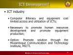 ict development21