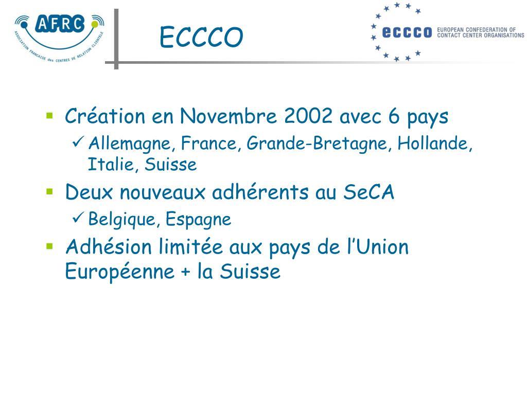ECCCO