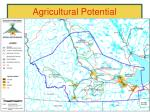 agricultural potential25